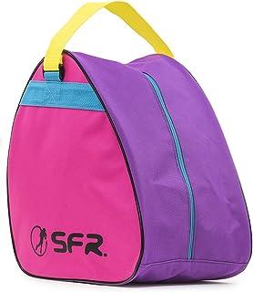 Sfr Skates SFR Vision Skate Bag, Bolsa de tela y de playa Unisex Adulto, Gris (Gris), 24x15x45 cm (W x H x L)