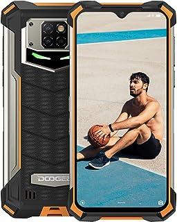DOOGEE S88 Pro Outdoor Smartphone Zonder Contract,10000 mAh 6,3 Inch FHD Scherm,Weerstandsbestendige Telefoon IP68 Waterdi...