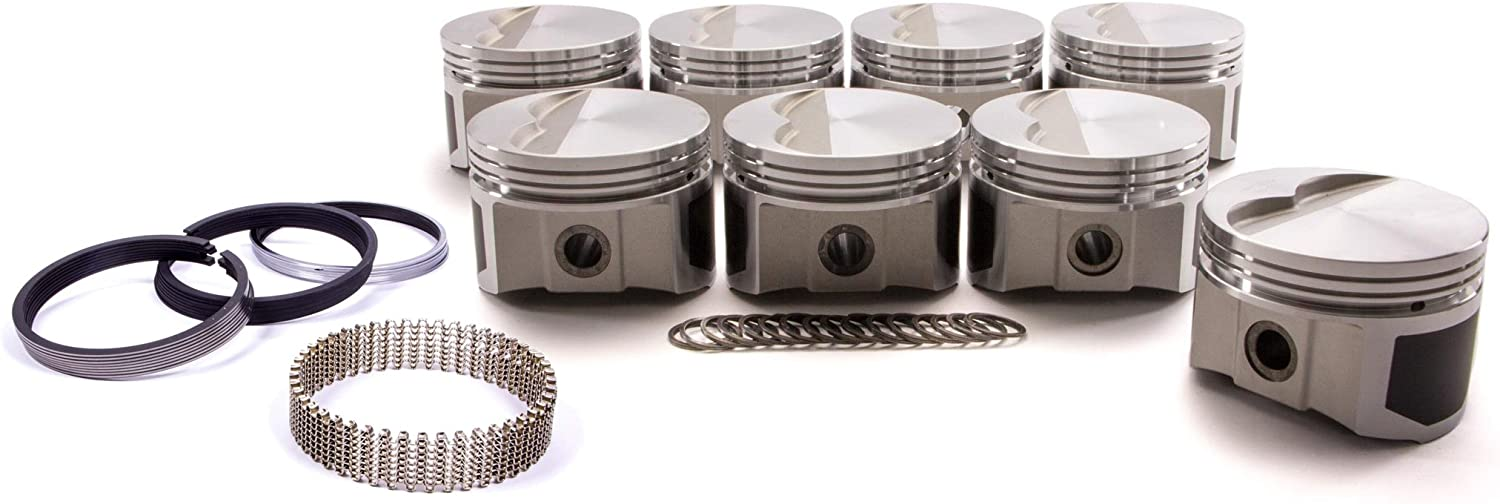 Wiseco Pro-Tru PTS501A3 SBF F T Set 70% OFF Outlet Limited price sale 4.030 Bore Piston -7cc