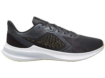Nike Downshifter 10 SE (Dark Smoke Grey/Black/Limelight) Men