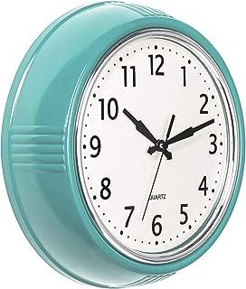 Best blue kitchen clocks Reviews