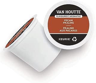 Van Houtte Praline Pecan Coffee, 24-Count K-Cups for Keurig Brewers (Pack of 2)
