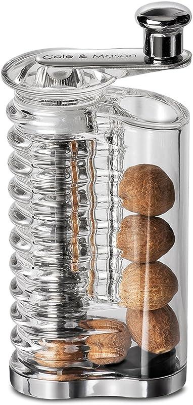 COLE MASON Professional Nutmeg Spice Grinder