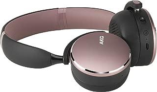 AKG Y500 无线蓝牙耳机 多点/AAC 粉色