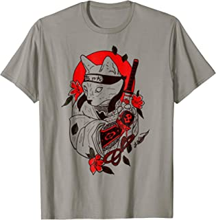 Best ninja cat t shirt Reviews