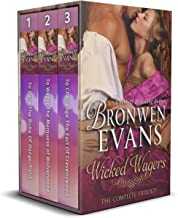 Wicked Wagers - The Complete Trilogy Boxed Set (Wicked Wagers Series)