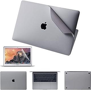 ملصق 5 في 1 من JRCMAX من الفينيل الواقي بالكامل لجهاز MacBook Pro 15 بوصة مع Touch Bar A1707 / A1990، 3M غطاء كامل [أعلى +...