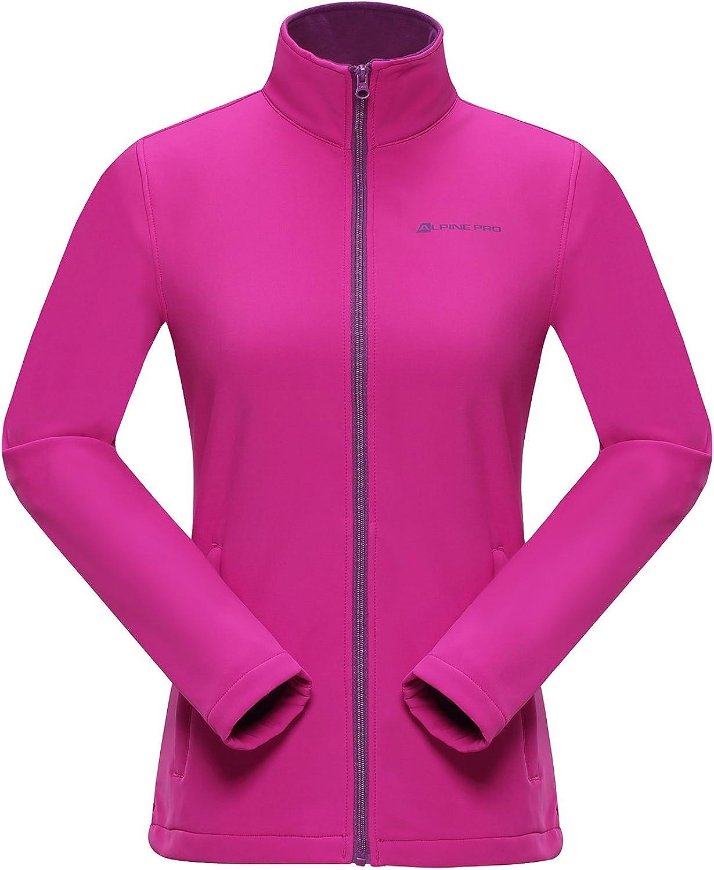 Alpine Pro Damen Mijaka Jacket Sshell