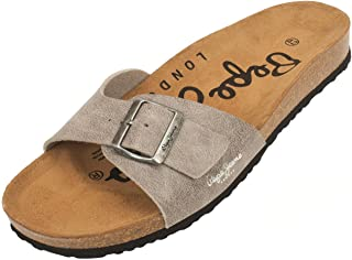 "Pepe Jeans–Organic Men's ""Smoke"" Sandals"