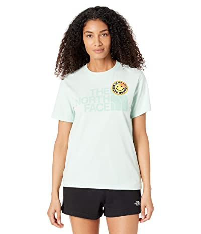 The North Face Patches Short Sleeve Tee Women