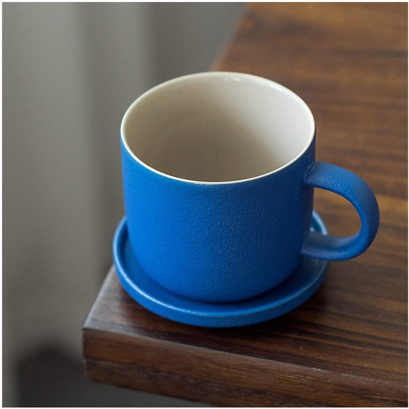 liushop Mugs 8.3oz Tea Cup New item and Saucer of 1 Porcelain Set Financial sales sale Coffee