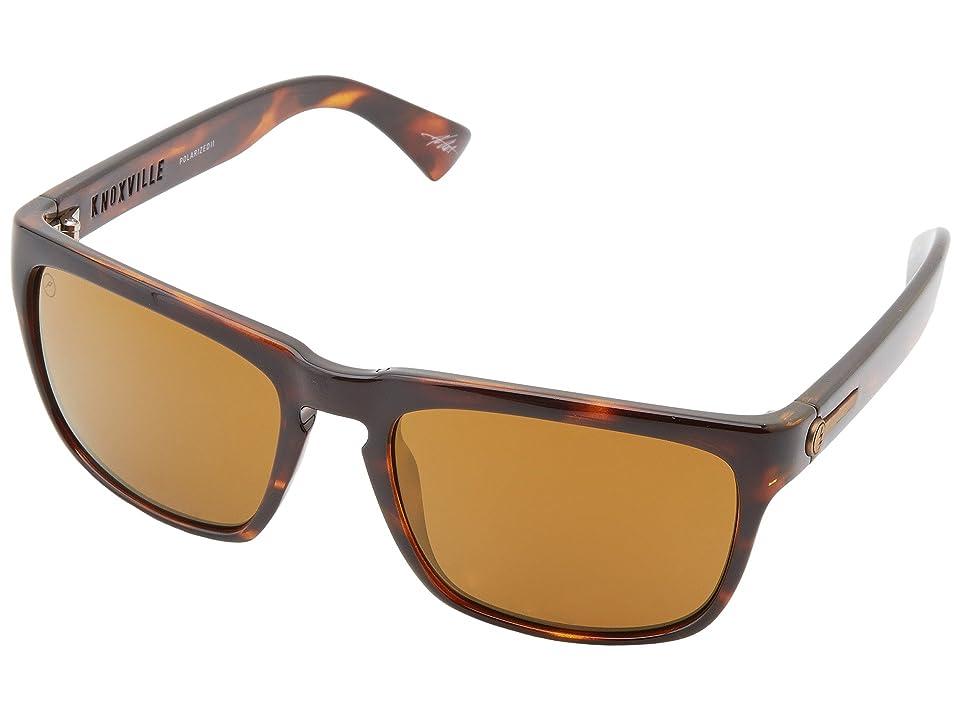 Electric Eyewear Knoxville Polarized (Tortoise Shell/M2 Bronze Polar) Sport Sunglasses