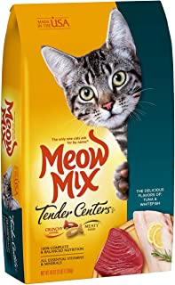 Meow Mix Tender Centers, 3-Pound, Tuna & Whitefish