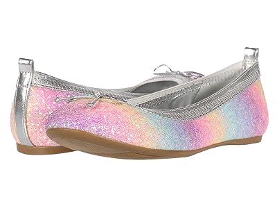 Nina Kids Esther (Little Kid/Big Kid) (Pastel Rainbow Glitter) Girls Shoes