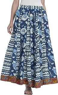 Srishti Rayon Skirt Bottom