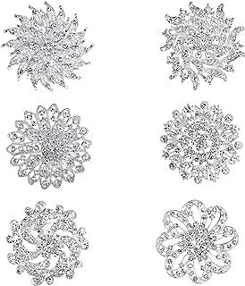 rhinestone bouquet jewelry