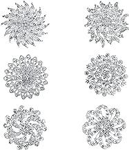 Best wedding flower brooch Reviews