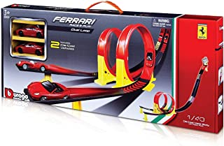 Bburago Sh-31216 B Ferrari Race And Play Dual Loop - Scale: 1:43
