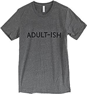 Best adult ish t shirt Reviews