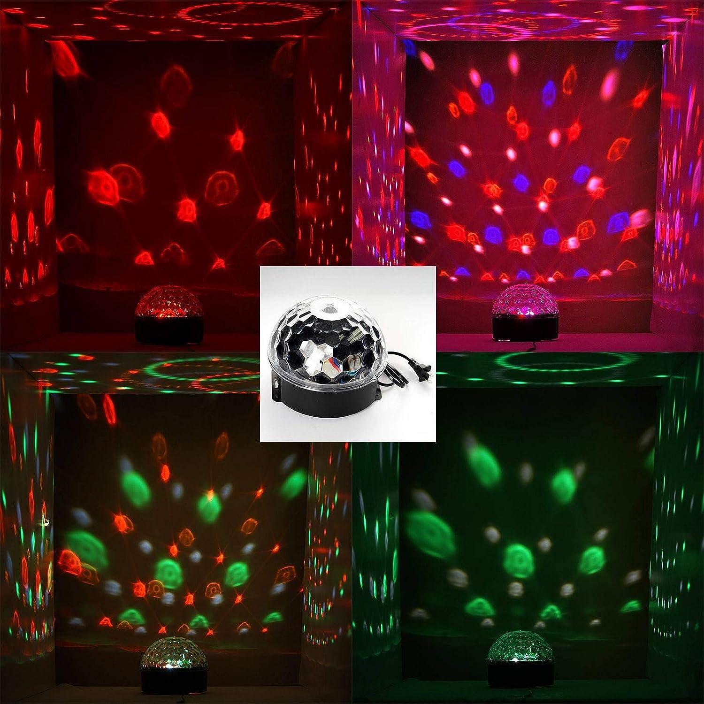 Strobe Disco Lights Sound Over item handling ☆ Tulsa Mall Activated 1 Pc.