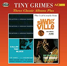 3 Classic Albums Plus: Blues Groove / Callin The Blues / Big Time Guitar