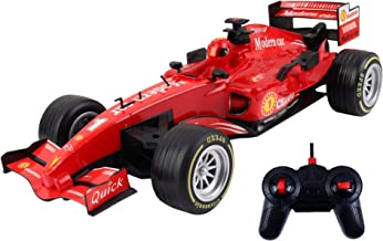 Webby 1:12 Scale Champions Remote Control High Speed Car Toy (Red)