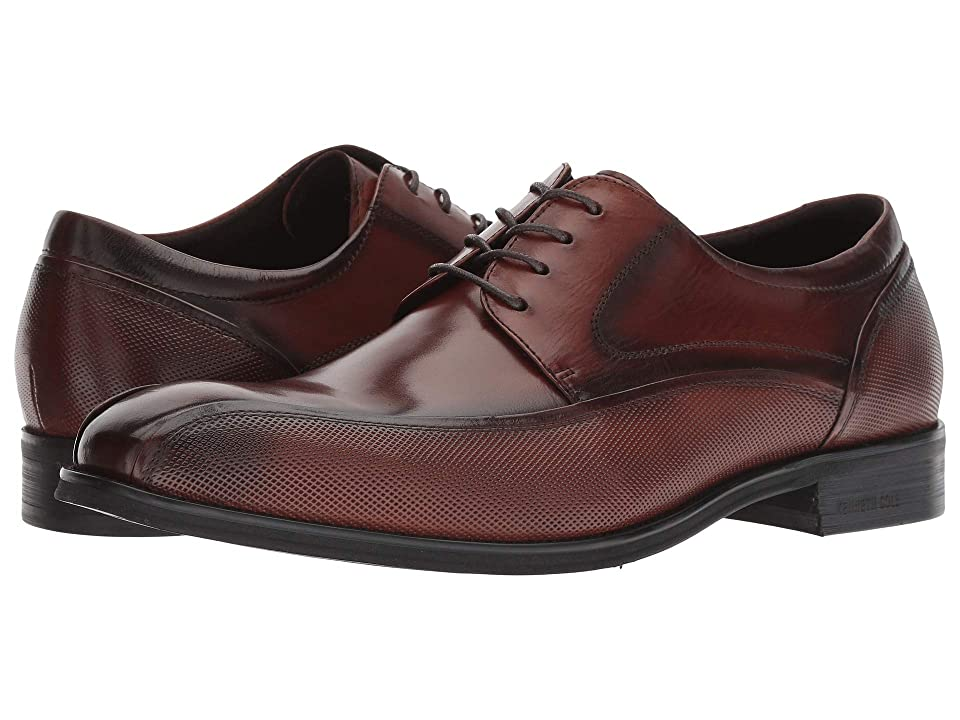 Kenneth Cole New York Tyrie Lace-Up (Cognac) Men