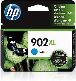 HP 902XL | Ink Cartridge | Works with HP OfficeJet 6900 Series, HP OfficeJet Pro 6900 Series | Cyan | T6M02AN