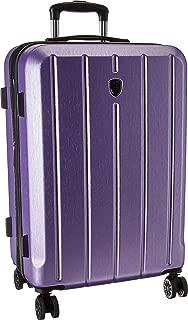 heys purple luggage
