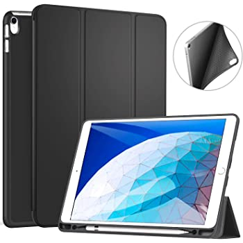 Custodia iPad Pro 10.5 Poetic Trasparente,Custodia alla moda sottile in TPU per