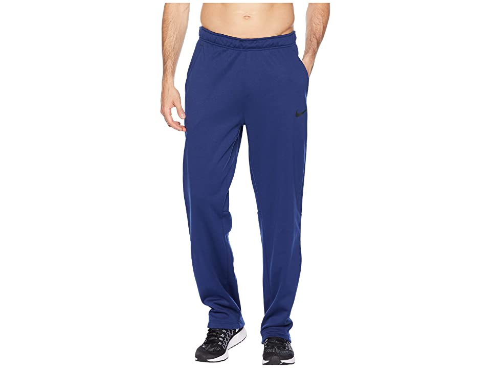 Nike Dri-FIT Therma (Blue Void/Black) Men