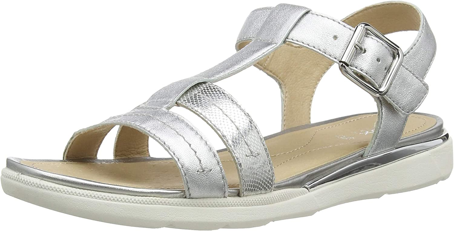 Geox Women's Sales of SALE items from new works Jacksonville Mall T-Bar Sandals