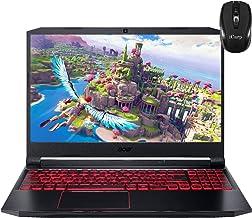 "2020 Flagship Acer Nitro 5 15 Gaming Laptop 15.6"" Full HD IPS Display AMD Hexa-Core Ryzen 5 4600H (Beats i7-9750H) 8GB DDR..."