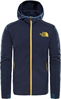 The North Face Vista Tek Fullzip Hoodie for Men - Navy M