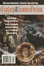 The Magazine of Fantasy & Science Fiction March/April 2012 (The Magazine of Fantasy & Science Fiction Book 122)