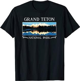 Best grand teton t shirts Reviews