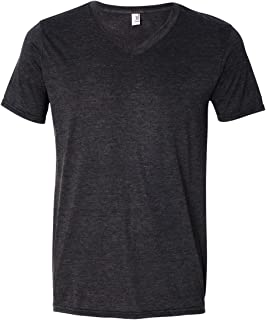 Anvil Triblend V-Neck T-Shirt (6752)
