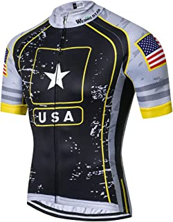 Ziener Clivo Bike Shirt Mens Bike Jersey Bicycle Jersey with Front RV M149221