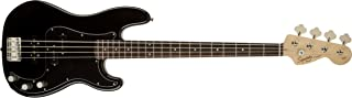 Best Squier by Fender Affinity Series Precision Beginnger Electric Bass - PJ - Black Review