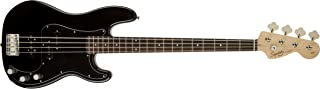 Squier by Fender Affinity Series Precision Beginnger Electric Bass - PJ - Black