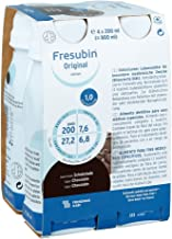 Fresenius Kabi FRESUBIN Original Drink Chocolate Drinks Flask 200A ml Pack of 1A x 2 75A kg x 4 Estimated Price : £ 16,99