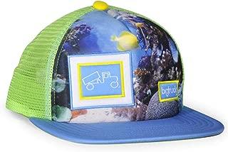 Kids Photography Series Original Trucker Hat, Under The Ocean, Kids