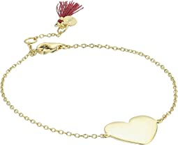 SHASHI - Candice Heart Bracelet