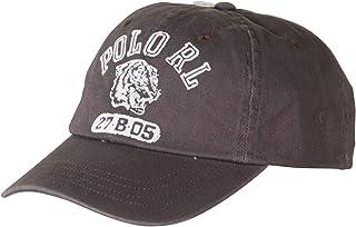 قبعة Polo RL للرجال مطبوع عليها شعار College Tiger
