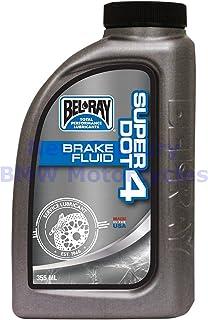 BEL-RAY 355 Ml Super Dot 4 Brake Fluid