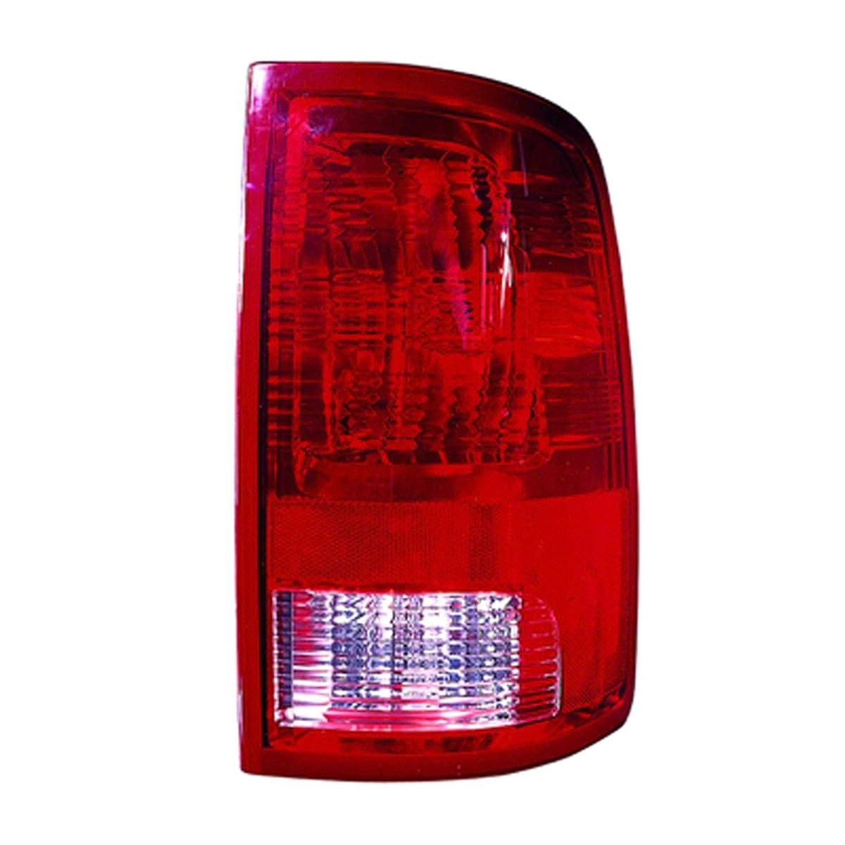 HEADLIGHTSDEPOT Tail Light Compatible with Ram 1500 2500 3500 Right Passenger Side Tail Light