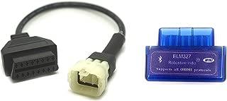 Robostore India OBD2 Cable and Diagnostic Tool for KTM Bajaj Pulsar