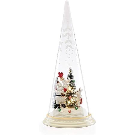 Lenox Christmas Ice Skating Mr /& Mrs Santa Claus Ornament New 2020 883612