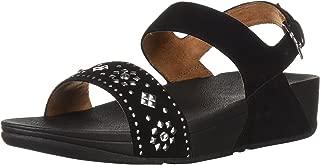 FitFlop Womens K49 Lulu Aztek Stud Back-Strap Sandals
