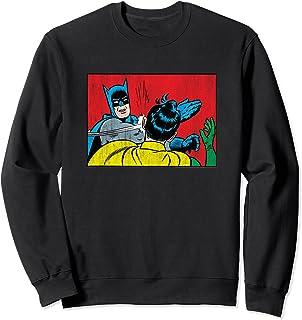 DC Comics Batman Robin Slap Sweatshirt